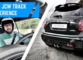 MINI JCW Track Experience