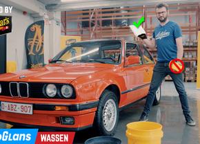 Hoe was ik mijn auto poetsen Meguiars Autoglans autofans