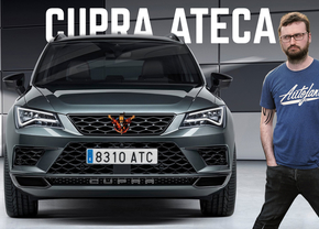 Cupra Ateca video review rijtest