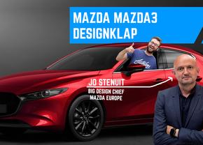 Mazda Mazda3 design Jo Stenuit