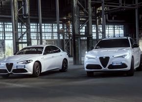 Alfa Romeo Stelvio Veloce Ti & Giulia Veloce Ti (2020)