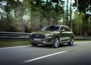 Audi Q5 facelift 2020 oled