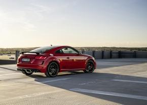 Audi TTS Competition Plus (2020)