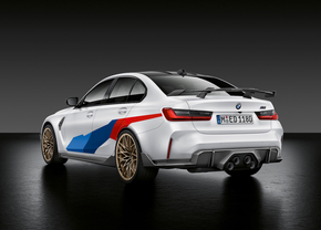 BMW M3 M4 M Performance 2020