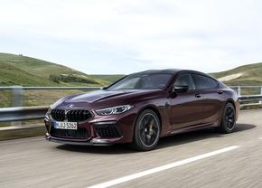 BMW M8 Gran Coupé Competition (2020)