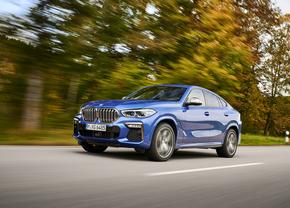 BMW X6 M50i rijtest Autofans 2020