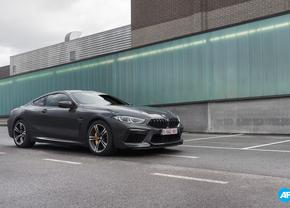 BMW M8 Competition Coupé test Autofans 2020