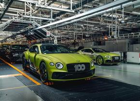Bentley Continental GT Pikes Peak 2020