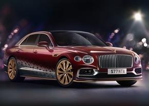 Bentley Reindeer Eight (2020)