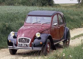 Citroën 2 CV Charleston