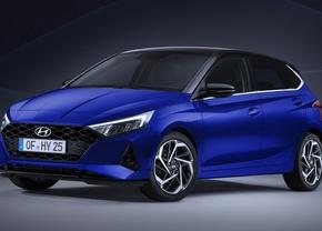 Hyundai i20 2020 (gelekt)