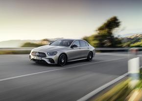 Mercedes E-Klasse facelift 2020