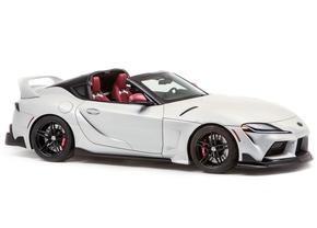 Toyota GR Supra Sport Top Concept (2020)