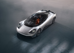 Gordon Murray Automotive T50 2020