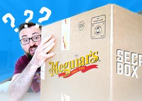 Meguiar's unboxing Autofans