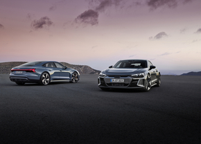 Audi e-tron GT en RS e-tron GT (2021)