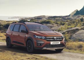 Dacia Jogger 2021 vooraan