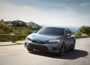 Honda Civic Sedan US Spec 2021