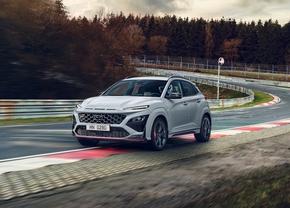 Hyundai Kona N info 2021