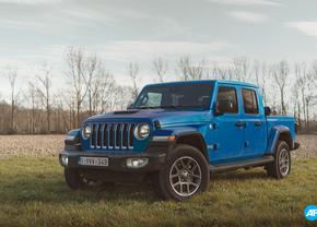 Jeep Gladiator (2021) rijtest