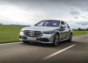 Mercedes S 400 d 4Matic test 2021