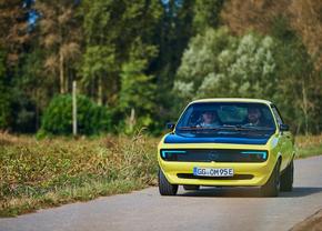 Opel Manta GSe ElektroMOD test 2021