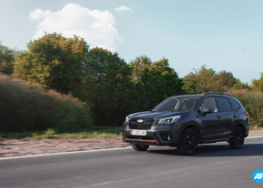 Subaru Forester Sport 2021 (rijtest)