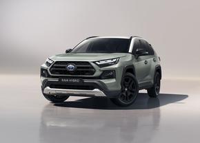 Toyota RAV4 Adventure 2021 voorzijde