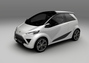 Lotus City Car Concept 01