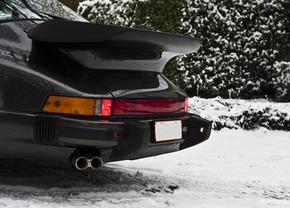 Porsche 911 Turbo Targa 0