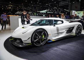 Autosalon Genève 2019 foto