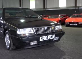 Lancia Thema Ferrari