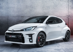 toyota yaris gr 2020 official
