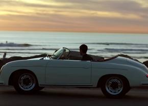 elektrische Porsche 356
