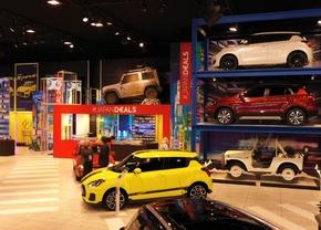 De nieuwigheden van Suzuki op het AutoSalon 2019