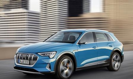 Audi Etron 2018