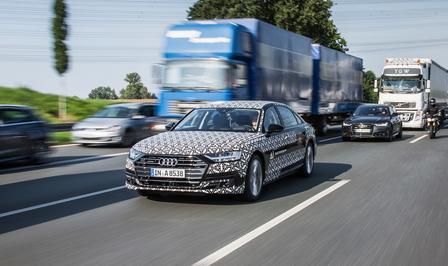 Auto autonoom Level 3 Europa regelgeving