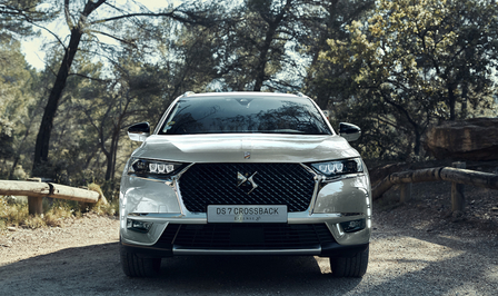 ds 7 crossback etense 2018
