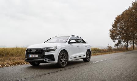 Audi Q8 Rijtest