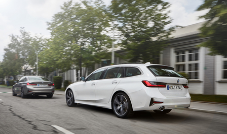 bmw 330e touring 2020 3 reeks plug-in hybride