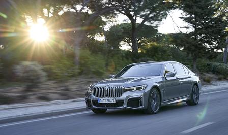 BMW 745Le xDrive 2019