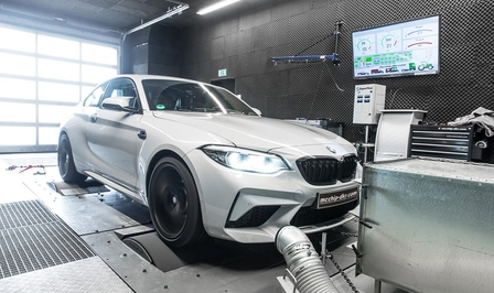 BMW M2 Competion McChip 600 ps tuning