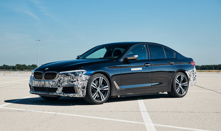 bmw 5 power bev 2019