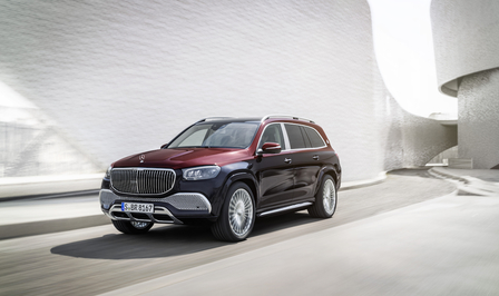 Mercedes-Maybachg GLS 600 (2019)