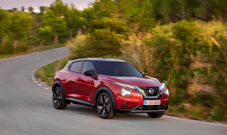Nissan Juke prijs 2019