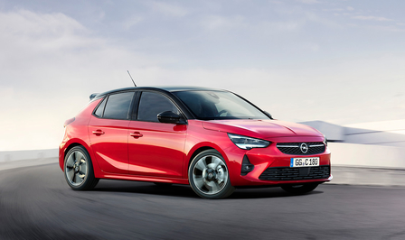 Opel Corsa 2019 prijs