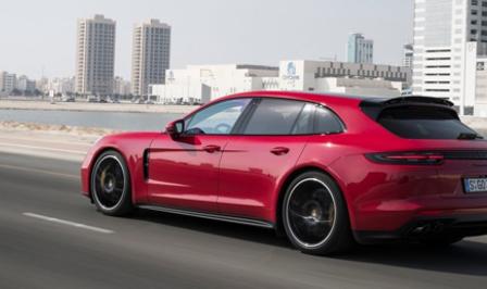 Porsche Panamera GTS Rijtest 2019