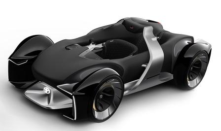 Toyota e-Racer 2019