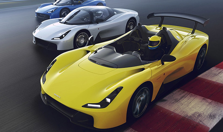 dallara stradale road car 2019