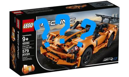 Lego Spel 2019
